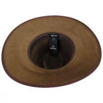 Jo Wool Felt Rancher Fedora Hat alternate view 24