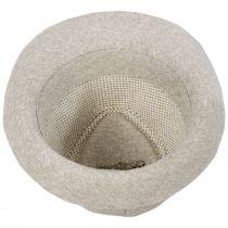 Travis Cotton Trilby Fedora Hat alternate view 4