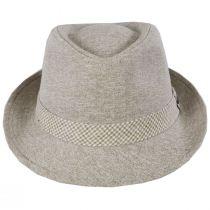 Travis Cotton Trilby Fedora Hat alternate view 6