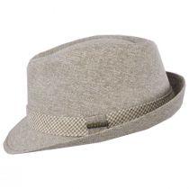 Travis Cotton Trilby Fedora Hat alternate view 15