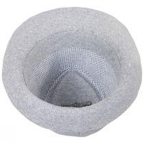 Travis Cotton Trilby Fedora Hat alternate view 12