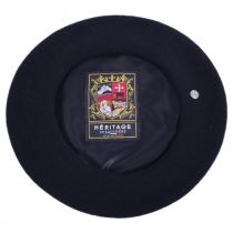 Authentique Classic Wool Beret alternate view 8