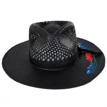 Merit Toyo Straw Fedora Hat alternate view 2