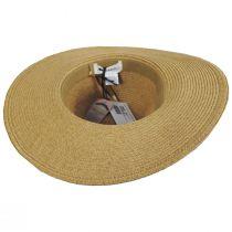 Catalina Toyo Straw Blend Fedora Hat alternate view 8