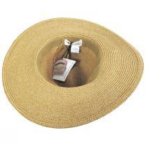 Catalina Toyo Straw Blend Fedora Hat alternate view 12