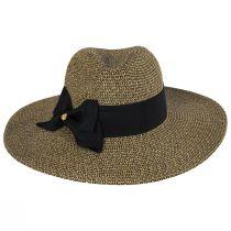 Catalina Toyo Straw Blend Fedora Hat alternate view 2
