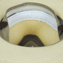Terry Cloth Hat Sizer Pack - White alternate view 6