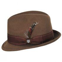 Gain Copper Wool Felt Fedora Hat alternate view 3
