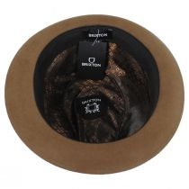 Gain Copper Wool Felt Fedora Hat alternate view 4
