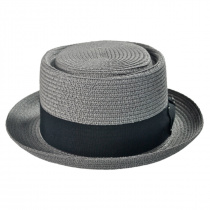 Toyo Straw Braid Pork Pie Hat alternate view 65