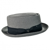 Toyo Straw Braid Pork Pie Hat alternate view 66