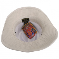 Cotton Twill Outback Fedora Hat alternate view 5