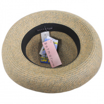 Classic Toyo Straw Roll Up Sun Hat alternate view 6