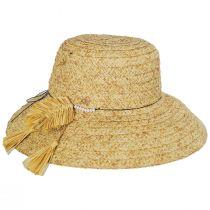 Crosby Toyo Straw Blend Sun Hat alternate view 3
