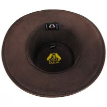 Crusher Leather Outback Hat alternate view 16
