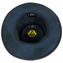 Crusher Leather Outback Hat alternate view 4
