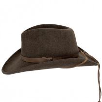 Morgan Crushable Wool LiteFelt Western Hat alternate view 15