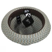 Mannes Poly Braid Fedora Hat alternate view 62