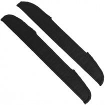 Jersey Knit Hat Sizer Pack - Black alternate view 2