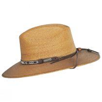 Clearwater Palm Straw Western Hat alternate view 11