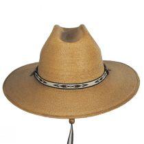 Clearwater Palm Straw Western Hat alternate view 10