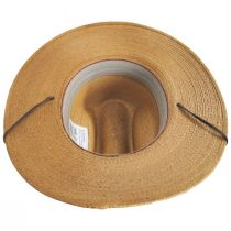 Clearwater Palm Straw Western Hat alternate view 20