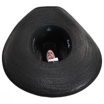 Vaquero 10X Palm Straw Western Hat alternate view 4