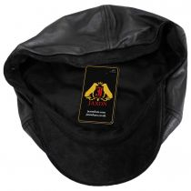 Leather Suede Newsboy Cap alternate view 24