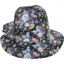 Knotted Cotton Cloche Hat alternate view 6