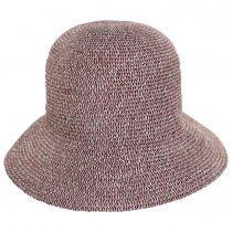 Gossamer Toyo Straw Blend Cloche Hat alternate view 18