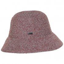 Gossamer Toyo Straw Blend Cloche Hat alternate view 19