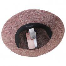 Gossamer Toyo Straw Blend Cloche Hat alternate view 20
