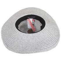 Ramona Braided Straw Swinger Hat alternate view 4