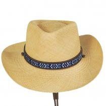 Tribu Panama Straw Outback Hat alternate view 2