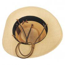 Tribu Panama Straw Outback Hat alternate view 4