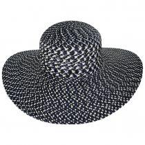Alice Toyo Straw Blend Swinger Hat alternate view 2