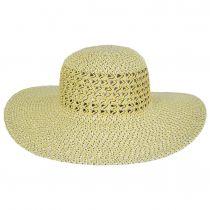 Alice Toyo Straw Blend Swinger Hat alternate view 6