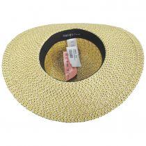 Alice Toyo Straw Blend Swinger Hat alternate view 8