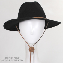 Leather Stampede String Chin Strap alternate view 5