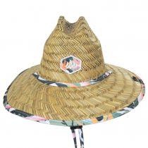 Kids' Bloom Straw Lifeguard Hat alternate view 2