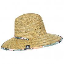 Kids' Bloom Straw Lifeguard Hat alternate view 3