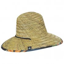 Canopy Straw Lifeguard Hat alternate view 3