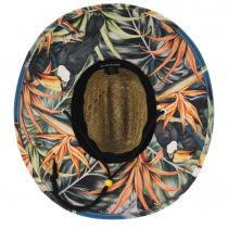 Canopy Straw Lifeguard Hat alternate view 4