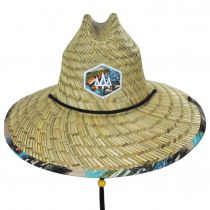 Dry Fly Straw Lifeguard Hat alternate view 2