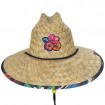 Kona Straw Lifeguard Hat alternate view 2