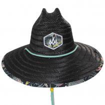 Nautilus Straw Lifeguard Hat alternate view 2