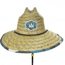 Sprout Straw Lifeguard Hat alternate view 2
