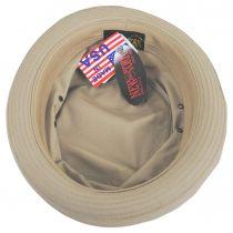 Fisherman Cotton Blend Bucket Hat alternate view 4