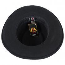 Crossfire Wool Felt Gambler Hat alternate view 4