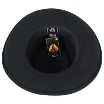 Crossfire Wool Felt Gambler Hat alternate view 16